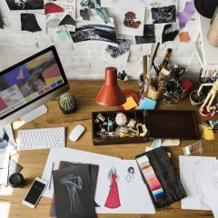 Building the Right Portfolio in Fashion Designing